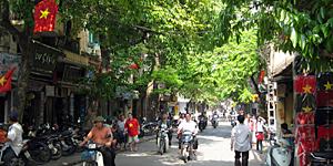 Altstadt von Hanoi / © Gaston Roth