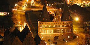Lübecker Holstentor / © TASH, Alexander Seidlich