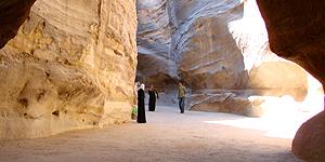 Reisetipp Jordanien - Imposante Ansichten in Petra