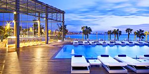 WET Deck W Barcelona