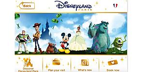Reise-App - Disney-App