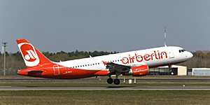 Täglich mit airberlin von Berlin und Düsseldorf nach Abu Dhabi
