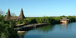 Reiseziel Makasutu in Gambia /©Gambia Tourism Authority
