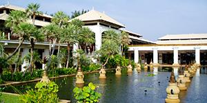 Reisetipp Thailand - Reflection-Pool des JW Marriott Phuket