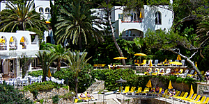 Reisetipp Mallorca - Privatbucht des Hotel Bonsol