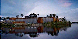 Reisenews: Museum of Old and New Art in Hobart