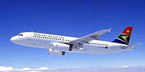 Flugspecial von South African Airways