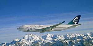 Skycouch und Spaceseat jetzt im Einsatz bei Air New Zealand