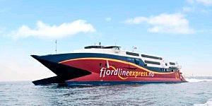 Fährreise mit Jule-Büffet an Bord in Norwegens Weihnachtsstädte mit Fjord Line