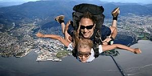 Reisenews: Hobart Skydive