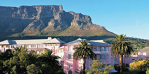 Mount Nelson Hotel Cape Town