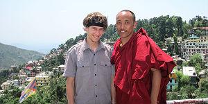 Mein Freund Jampa, ein tibetischer Mönch