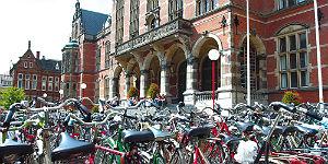 Radeln auf Holländisch in Groningen