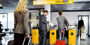 Lufthansa führt einheitliche Gepäckregelungen ein