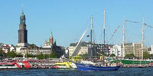 822. Hafengeburtstag Hamburg / © M.Kiel