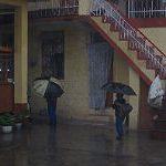 Die Monsunzeit hat begonnen