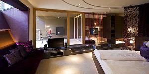 Stillvoll übernachten: Die Doppelzimmer des Hotel Gams
