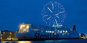 Reise-News - Silvester auf großer Fahrt mit Stena Scandinavica