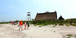 Wanderungen auf die Vogelschutzinsel Langenwerder