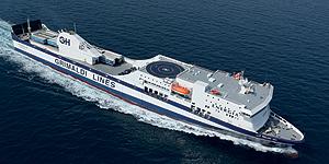Neues Schiff mit mehr Kapazität für DFDS
