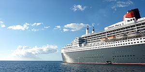 Weltreisen und exotische Ziele 2013 mit Cunard Line