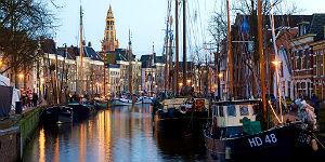 WinterWelVaart in Groningen