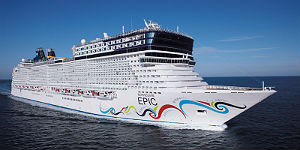 """NCL ist """"Europe's Leading Cruise Line"""""""