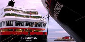 Auf den Spuren des Stockfischs - mit dem Postschiff durch Norwegens Fjorde