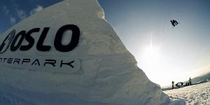 Oslo ist Gastgeber der Snowboard-WM 2012