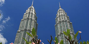Stopover-Ziel Kuala Lumpur