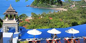 Ausblick vom Hotel Pimalai © Brigitte Bonder