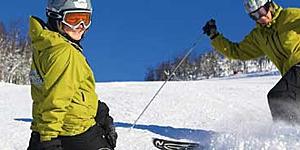 Skivergnügen zum halben Preis in zehn südnorwegischen Skigebieten