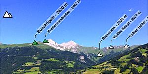 Reise-App: Nationalpark Hohe Tauern