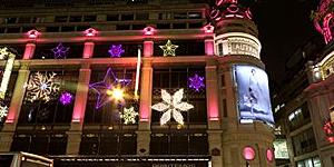 Paris zur Weihnachtszeit ist einfach unbeschreiblich!