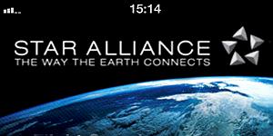 Reise-App Star Alliance