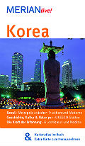 Korea-Reiseführer bei MERIAN live! zur Expo 2012