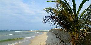 Paradiesisches Ghana