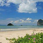 Mit dem Boot durch Südthailand