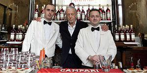 Das legendäre Camparino in Mailand ist zurück!