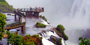 Neue viventura Aktivreise Patagonien mit Iguazu-Wasserfällen