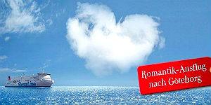 Stena Line Minitrips zum Valentinstag