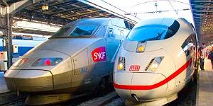 Neue Direktverbindungen mit TGV Rhein-Rhône nach Südfrankreich