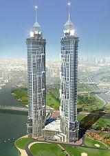 Marriott International eröffnet höchstes Hotel der Welt in Dubai