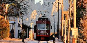 Bahn in Oberbozen © Brigitte Bonder