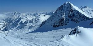 Skifahren 2.0 auf dem Stubaier Gletscher