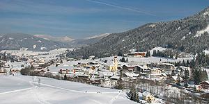 Blick auf Achenkirch © Tourismusverband Achensee