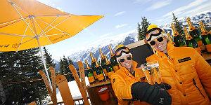 Höchste Champagner-Bar der Welt in Aspen