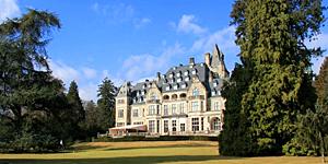 Im Bett des Zaren: Schlosshotel Kronberg