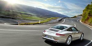 Ab sofort ist der neue Porsche 911 Carrera bei Avis buchbar