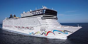 Norwegian Cruise Line präsentiert Katalog 2013/2014